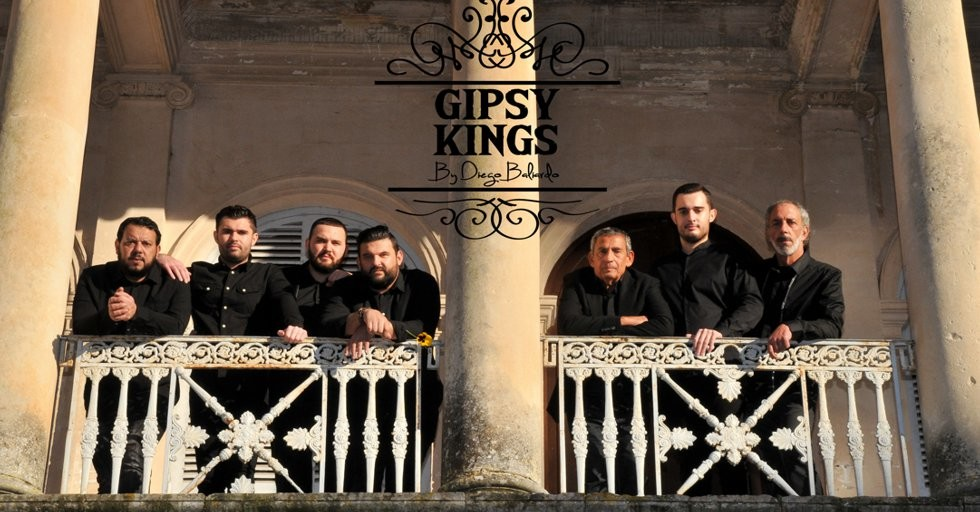Gipsy Kings by Diego Baliardo